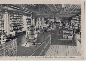 Edisons Menlo Laboratory, Greenfield Village, Dearborn MI
