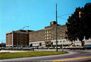 South Carolina Greenwood Self Memorial Hospital