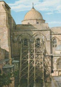 Middle East Postcard - Jerusalem - Basilica of The Holy Sepulchre  RRR113