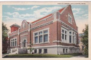Ohio Chillicothe Public Library