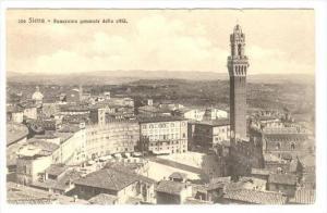 SIENA - Panorama generale della citta, Italy , PU-1913
