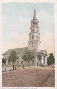 South Carolina Charlestton Saint Michaels Church