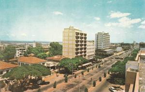Aerial View of High City, Avenue Pinheiro Chagas, Lourengo Marques, Mozambiqu...