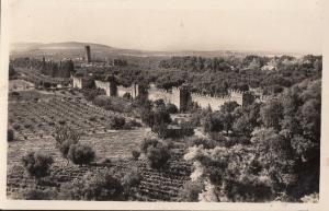 Algeria Tlemcen Mansourah ruins
