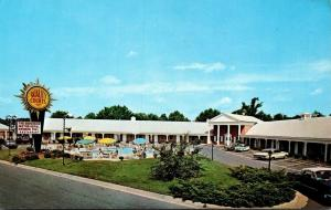 Virginia Falls Church The Governor Motor Hotel