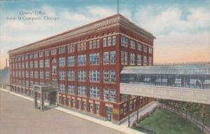 Illinois Chicago Swift & Company General Office