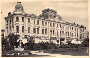 Romania Ploesti - Primaria, Ploiesti City Hall