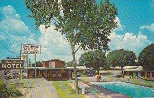 Texas Kerrville Del Norte Motel and Rersturant