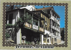 Jerome Arizona a Thriving Ghost Town Market Carnation Ice Cream Signs 4 by 6