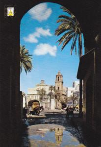 Spain Cadiz Arc de la Rose