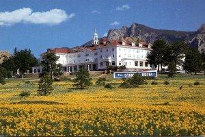 Colorado Estes Park The Stanley Hotel