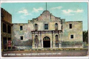 Alamo, San Antonio TX