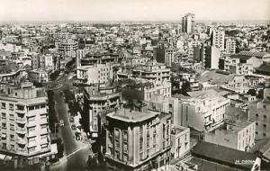 Morrocco - Casablanca. Quartier Mers-Sultan - RPPC