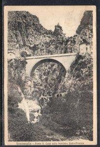 Ponte S Luigi sulla Frontiera,Ventimiglia,Italy BIN