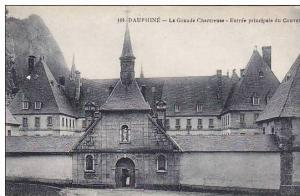 La Grande Chartreuse- Entree Principale Du Couvent, Dauphine, France, 1900-1910s