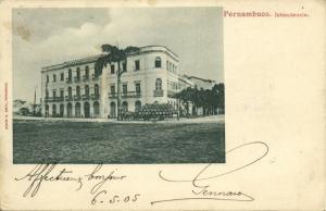 brazil, PERNAMBUCO, Intendencia (1905) Stamp