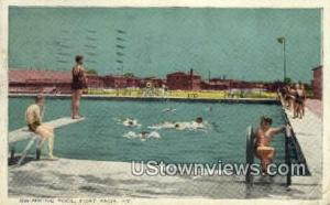 Swimming Pool Fort Knox KY 1939