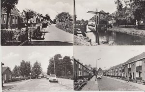AKERSLOOT NOORD HOLLAND PAYS-BAS COLLECTION 234 CPA (mostly 50's & 60's)