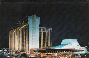 Nevada Las Vegas MGM Grand Hotel & Casino At Night