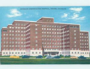 Unused Linen HOSPITAL SCENE Denver Colorado CO W2850