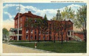 Wesley Junior College - Dover, Delaware DE
