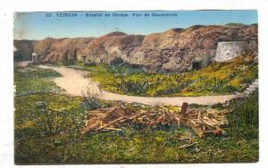 Bataille De Verdun, Fort De Douaumont, Verdun (Meuse), France, 1900-1910s