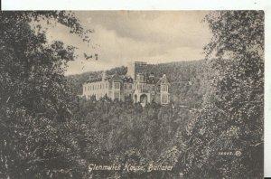 Scotland Postcard - Glenmuick House - Ballater - Aberdeenshire - Ref 16762A