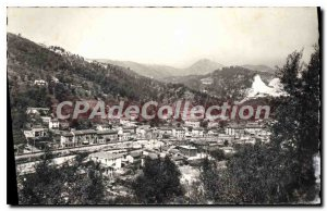 Postcard Old Saint Andre de Nice General view