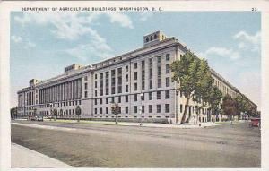 Washington DC Department Of Agriculture Buioldings