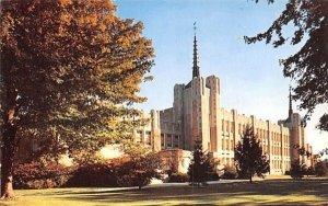 Middletown High School in Middletown, New York