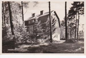 RP, HINDAS, Sweden, 1920-1940s; Forsamlingshemmet