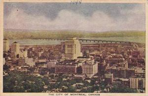 The City of Montreal, Canada, PU-1944