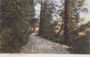 NEW ZEALAND, 1900-1910's; The Road To Paradise