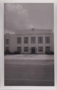 Florida Wakulla County Court House Real Photo