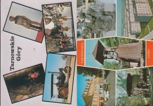 Tarnowskie Gory 9 Pictures 2x 1980s Poland Postcard s