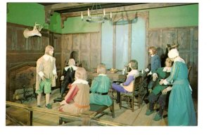 Scrooby Meeting House, England, Pilgrims