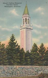 WILMINGTON, Delaware, 1930-40s; Alfred DuPont Memorial Tower