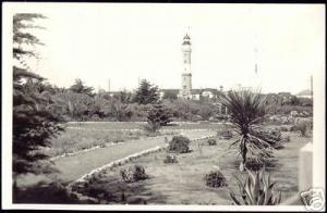 namibia, SWAKOPMUND, Lighthouse (ca. 1930-50) RPPC