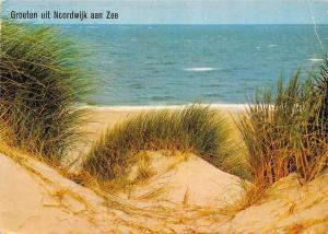 Netherlands Groeten uit Noordwijk aan Zee Beach Sand Sea