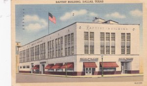DALLAS, Texas; Baptist Building, Book Store, PU-1942
