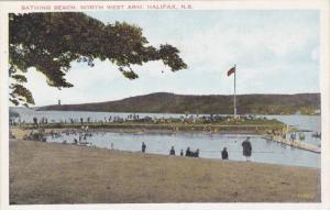 Bathing Beach, HALIFAX , Nova Scotia , Canada , 00-10s