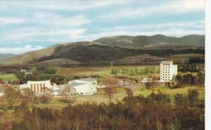 INVERNESS-SHIRE, Scotland, 1940-1960's; The Aviemore Centre