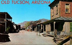 Arizona Old Tucson Main Street