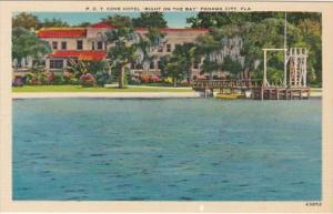 Florida Panama City Cove Hotel Right On The Bay