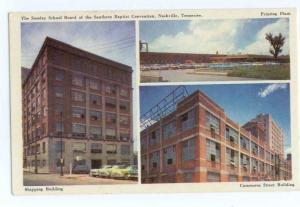 Southern Baptist Convention Printing Plant Nashville TN