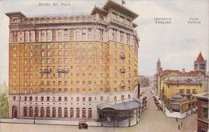 Hotel Saint Paul Orpheum Theater Post Office