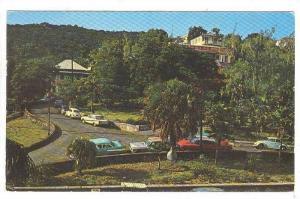 Government Hill Park, St. Thomas, Virgin Islands, PU-1971