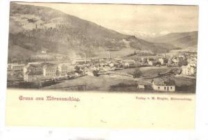 Gruss aus Murzzuschlag, Austria, 00-10