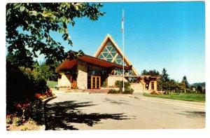 Alexander Graham Bell Museum, Baddeck, Cape Breton, Nova Scotia,