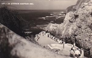 RP, La Quebrda , ACAPULCO GRO. , Mexico , 30-40s
